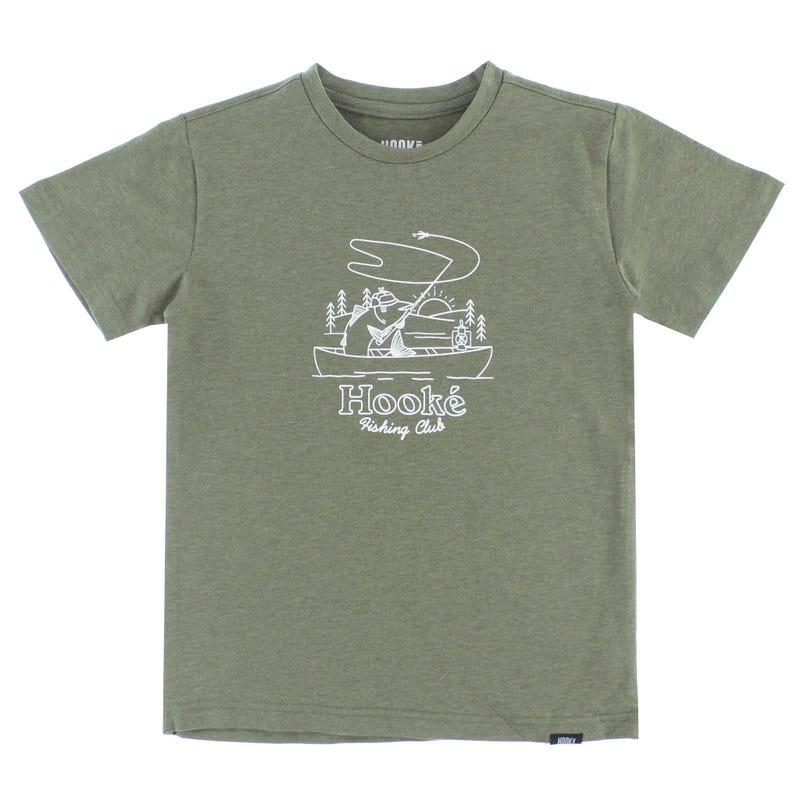 T-Shirt Pêche Hooké 2-14