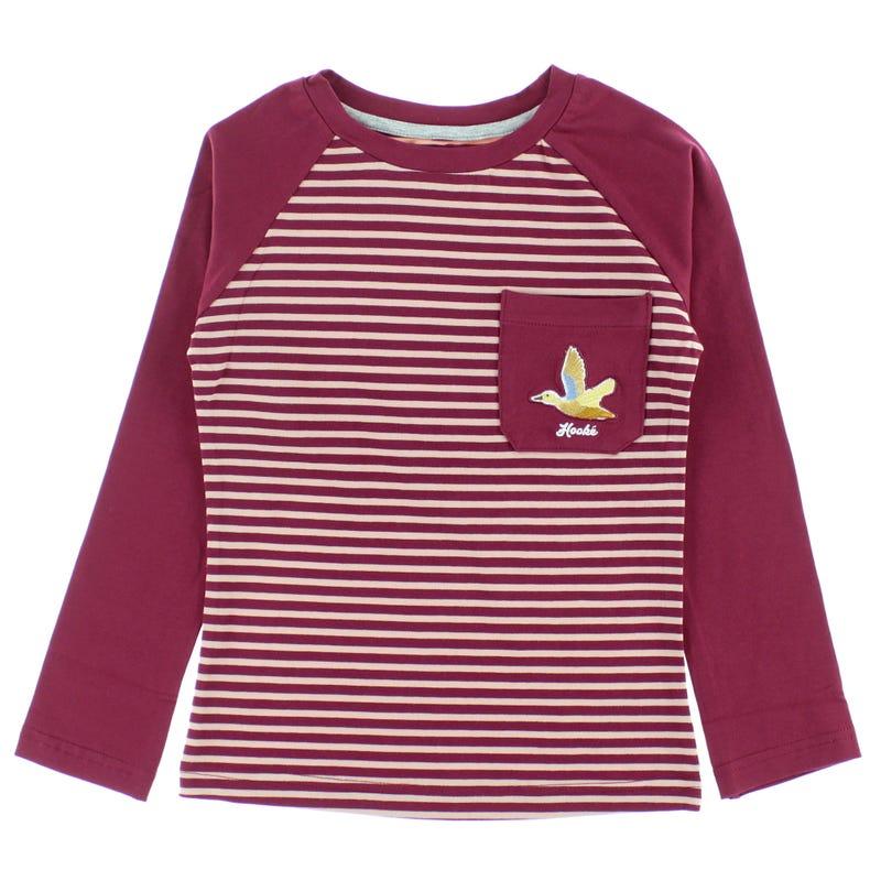 T-Shirt Raglan Hooké 2-14ans