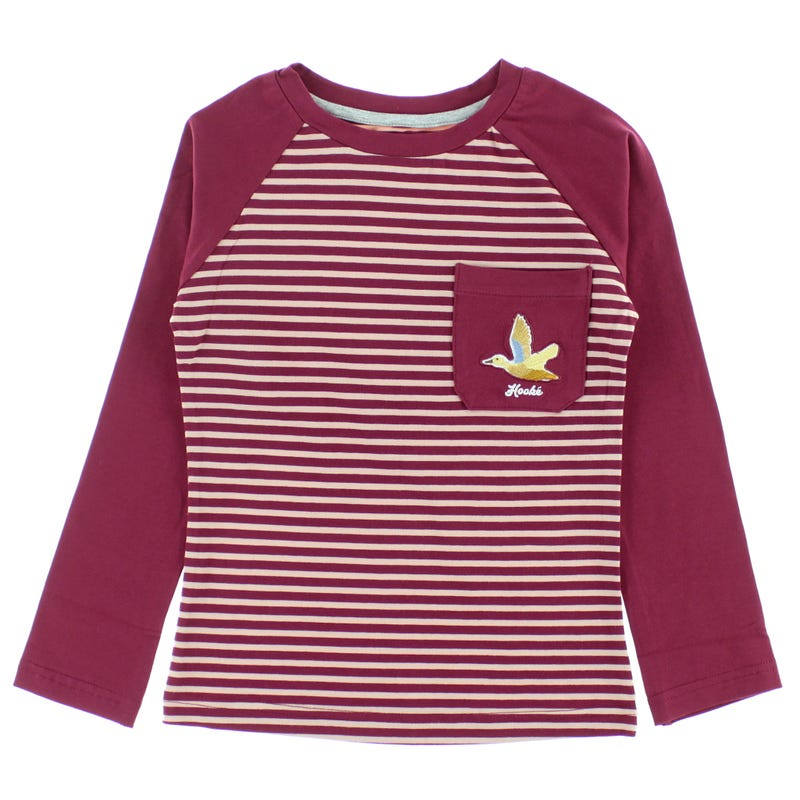 Hooké Raglan T-Shirt 2-14