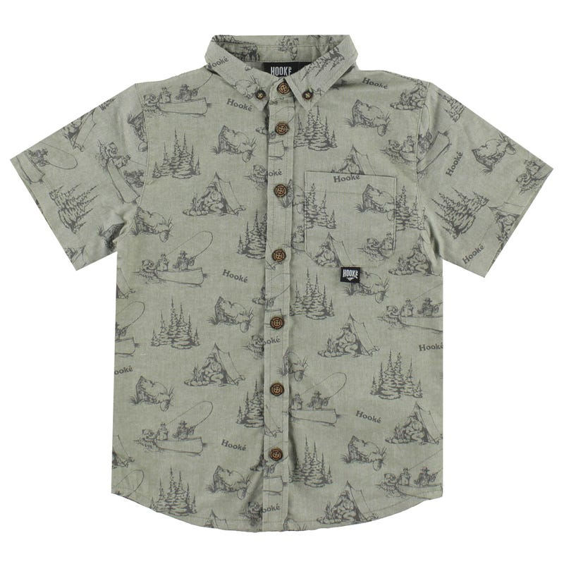 Chemise Camping Hooké 2-12ans