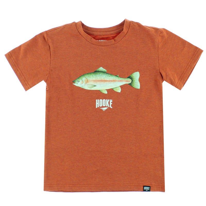 T-Shirt Poisson Hooké 2-12ans