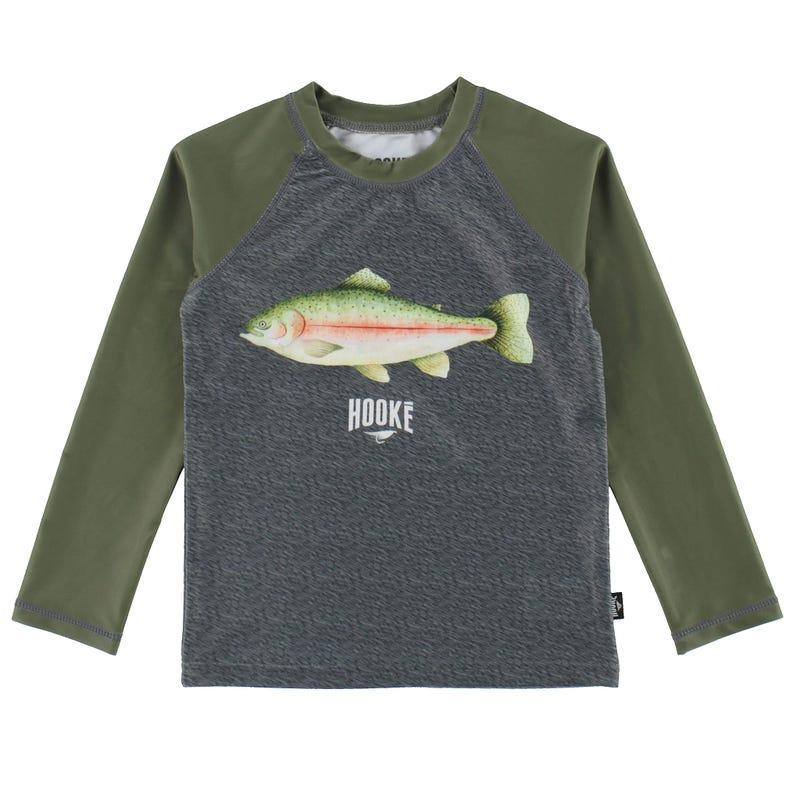 T-Shirt Maillot UV Hooké 2-12ans