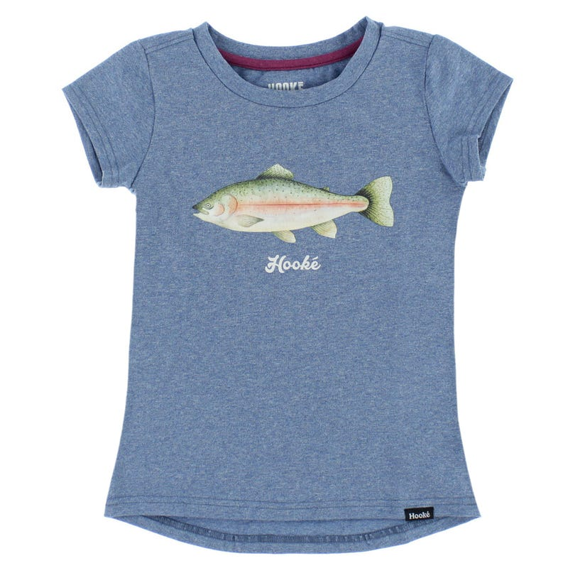 Hooke Fish T-Shirt 2-12y