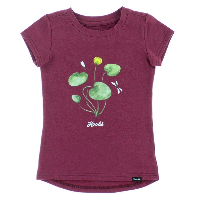 Hooke Waterlily T-Shirt 2-12y