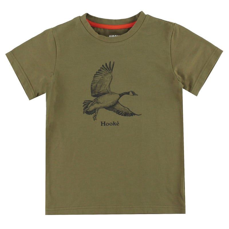T-Shirt Canard Hooké 2-14ans