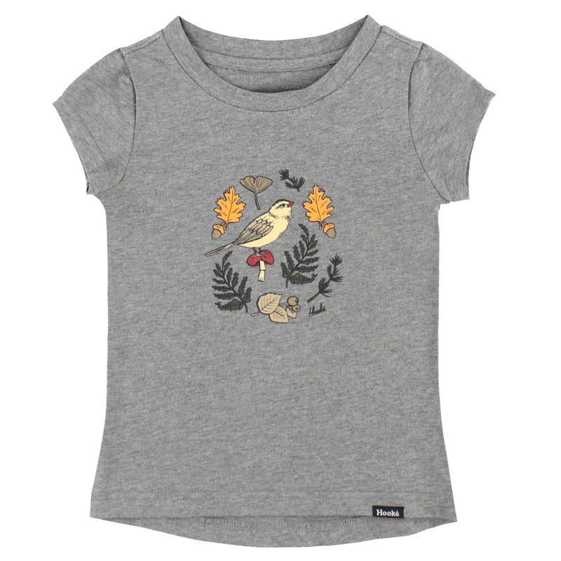 T-Shirt Oiseau Hooké 2-14ans
