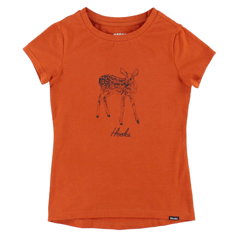 T-Shirt Chevreuil Hooké 2-14ans