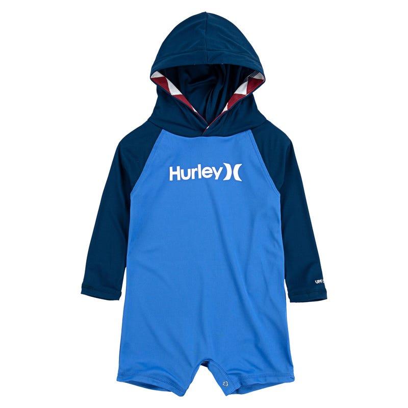 Hooded UV Swimsuit 12-24m