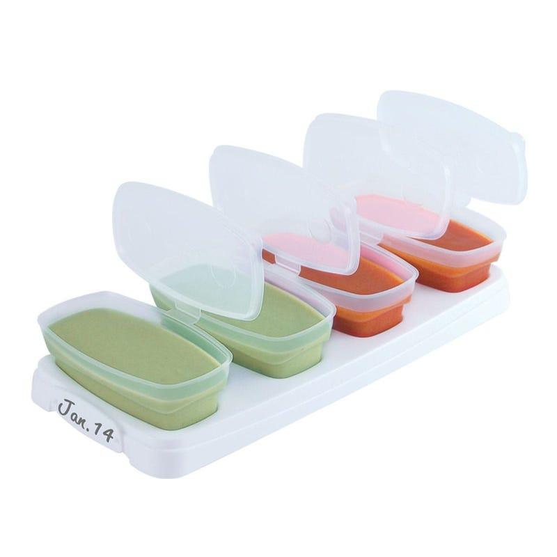 Contenant De Congélation Baby Cubes Paquet de 4 - 140ml/4oz