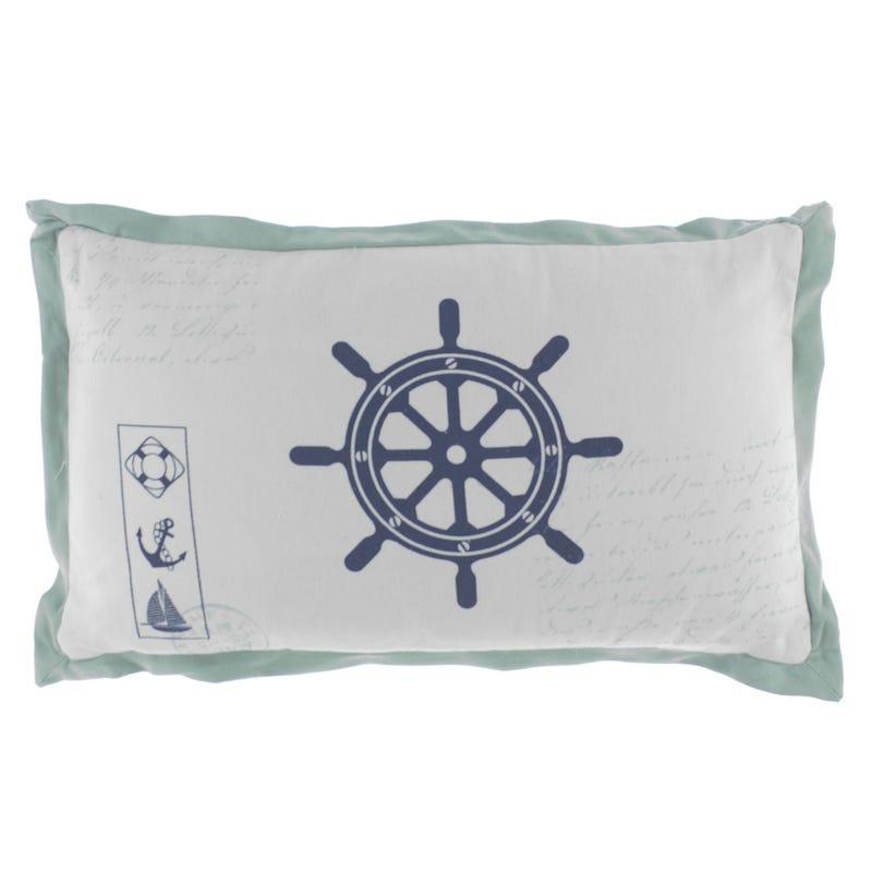 Ships Wheel Cushion