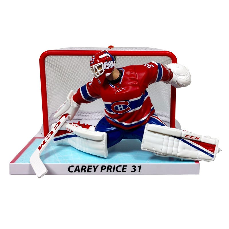 Figurine LNH Carey Price Canadiens de Montréal