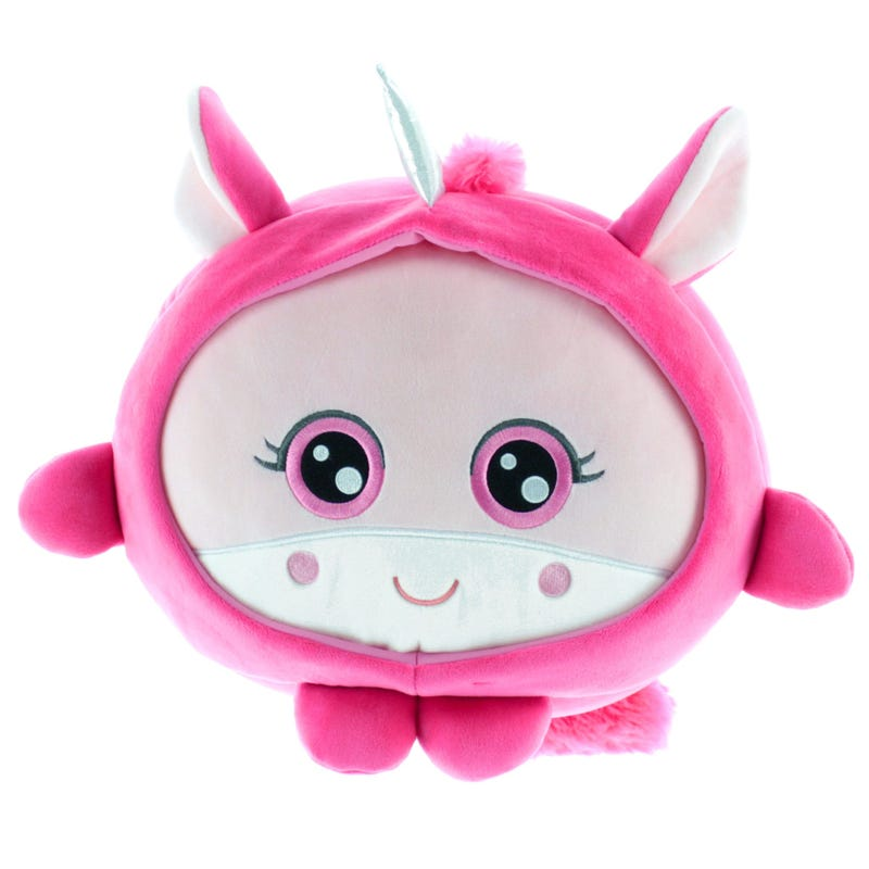 Unicorn Plush - Pink