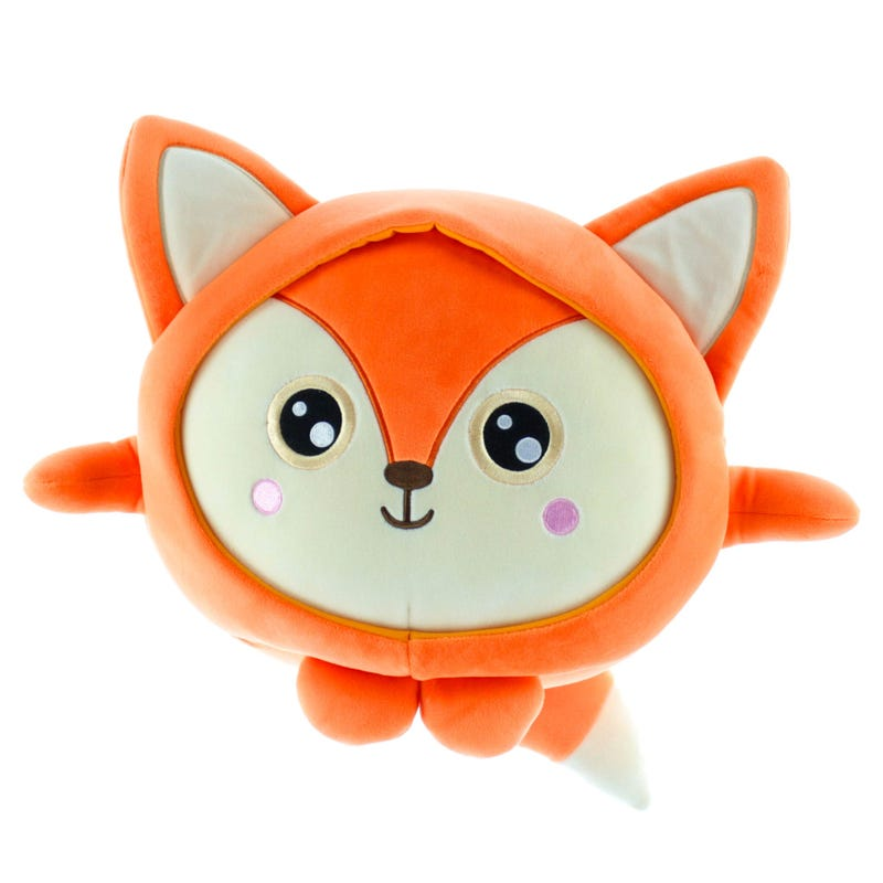 Fox Plush - Orange