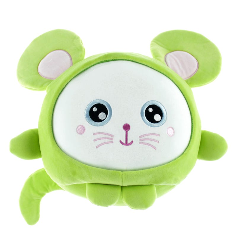 Mouse Plush - Green