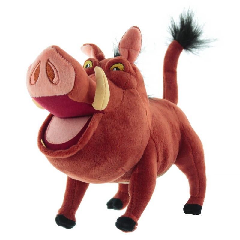 Pumbaa The Warthog - Lion King
