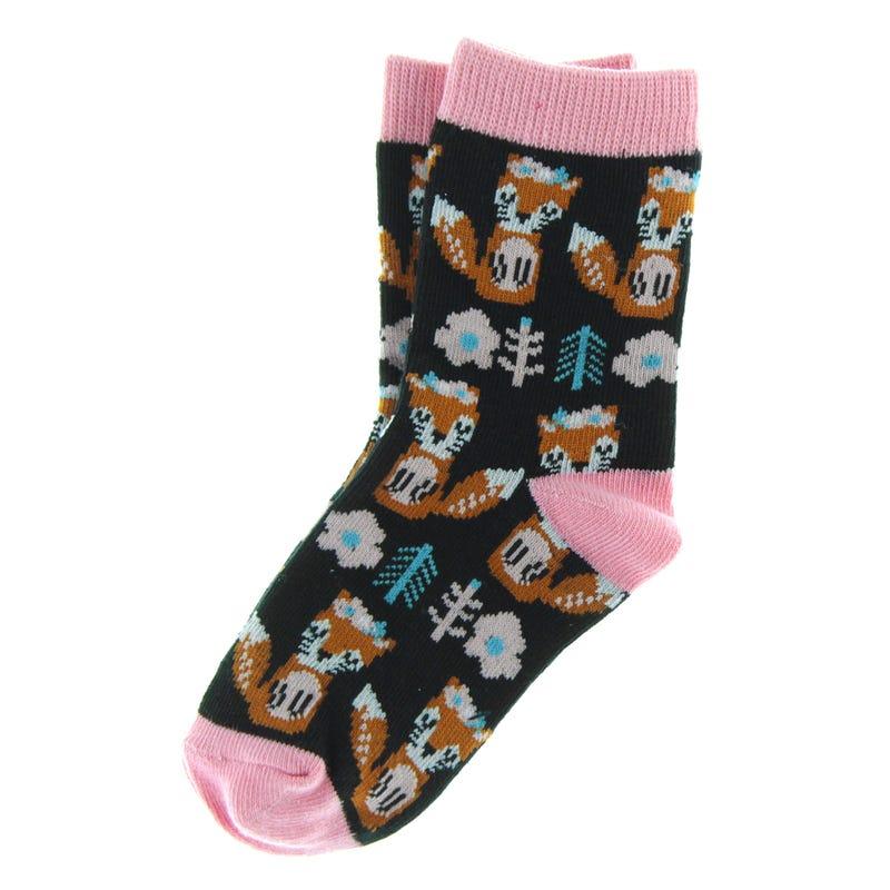 Fox Socks 9-24m