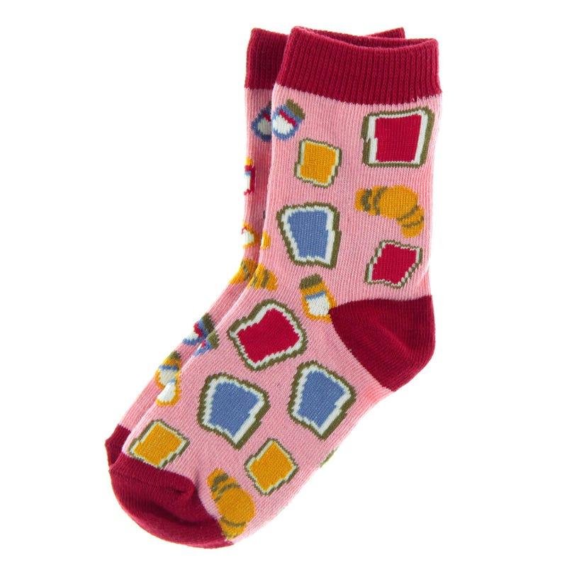 Breakfast Socks 9-24m