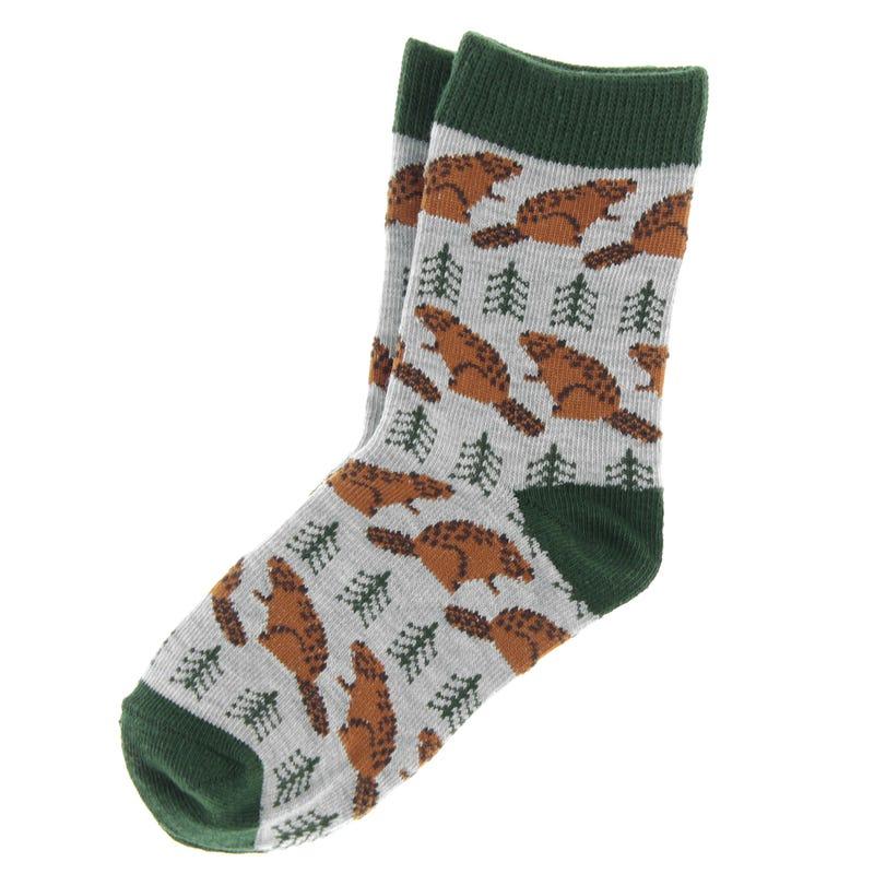 Beaver Socks 8-12