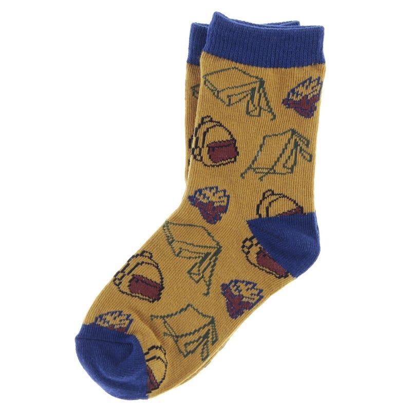 Camping Socks 8-12