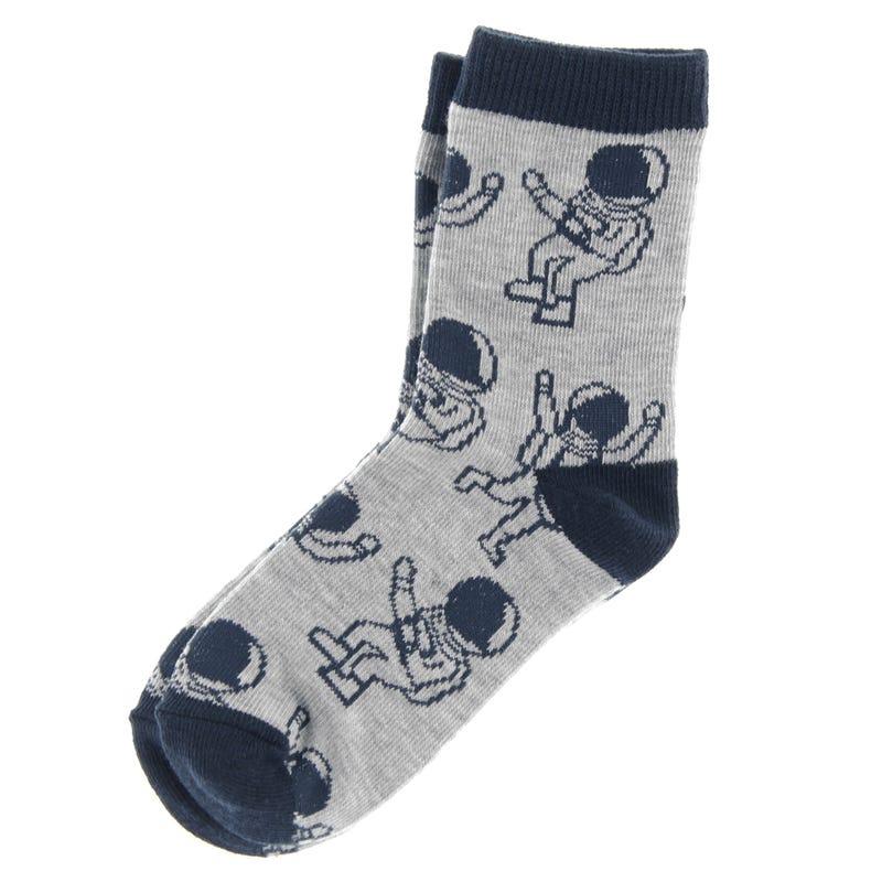 Astronauts Socks 9-24m