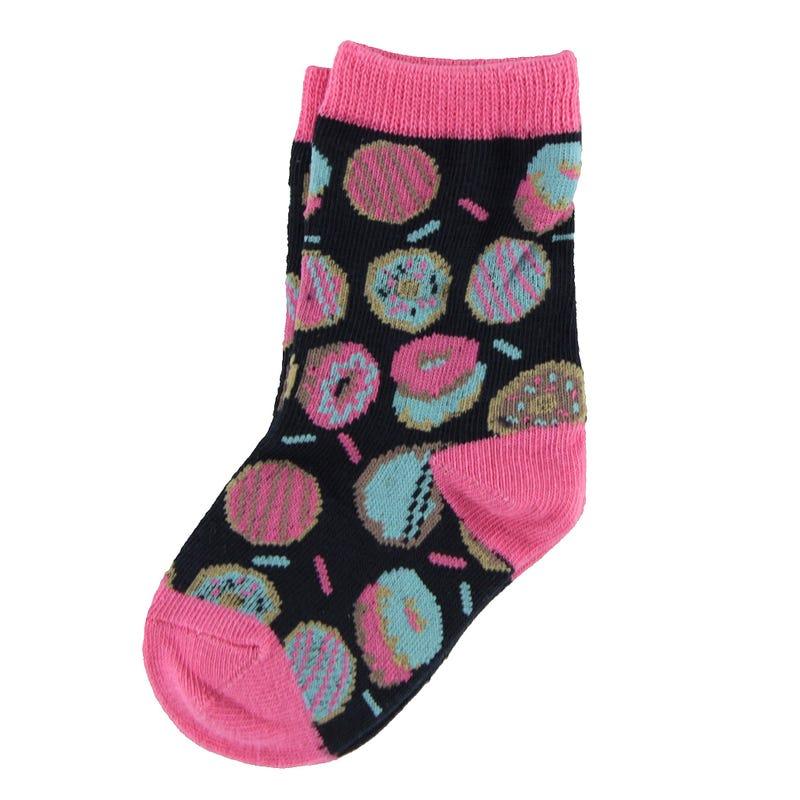 Donuts Socks 9-24m