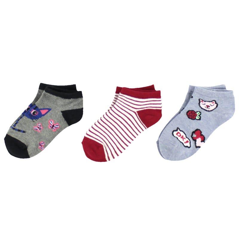 Provence Socks 8-12y - Set of 3