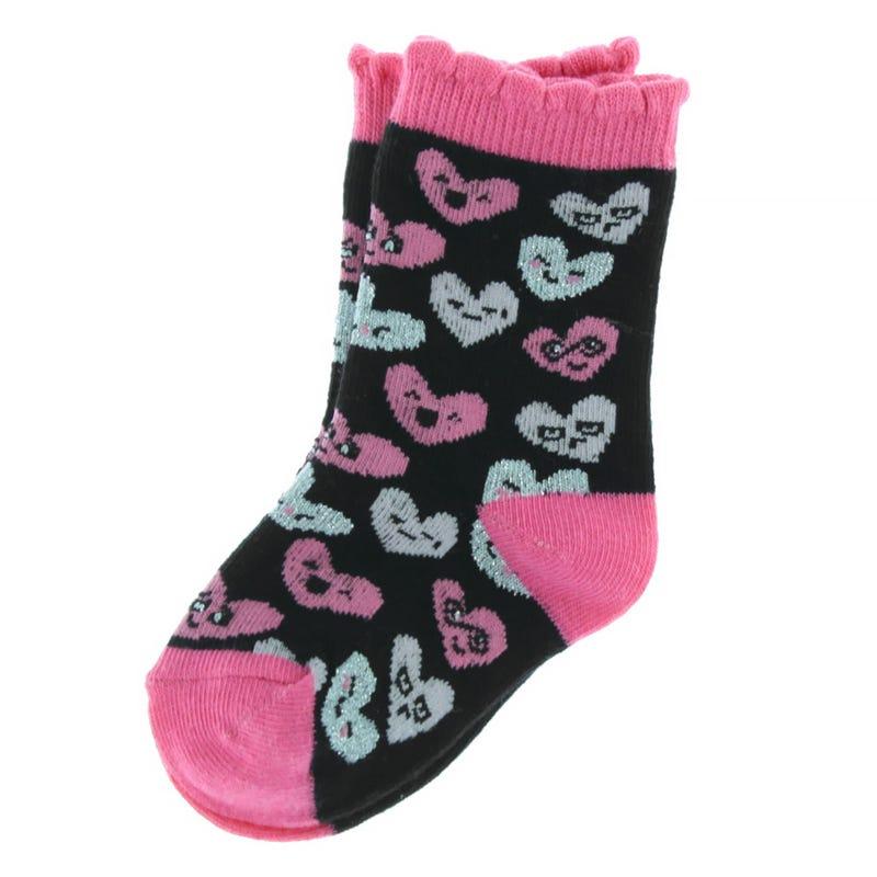Smileys Printed Socks 9-24m
