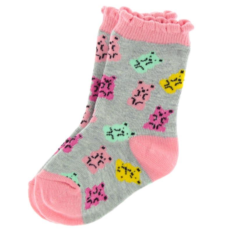 Gummybear Printed Socks 9-24m