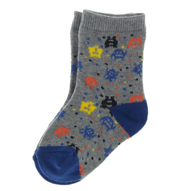 Video Games Printed Socks9-24m