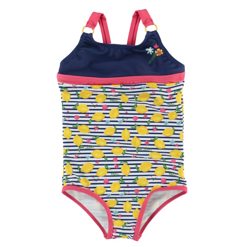 Lemon UV Swimsuit 2-7y