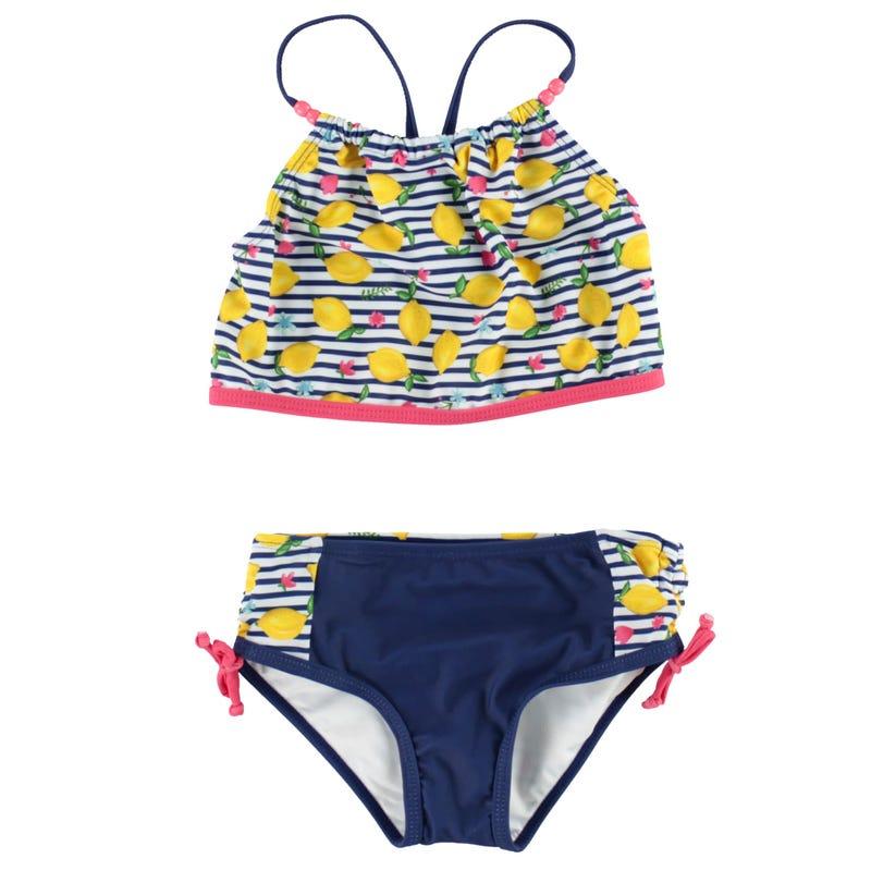 Bikini UV Citron 2-7ans
