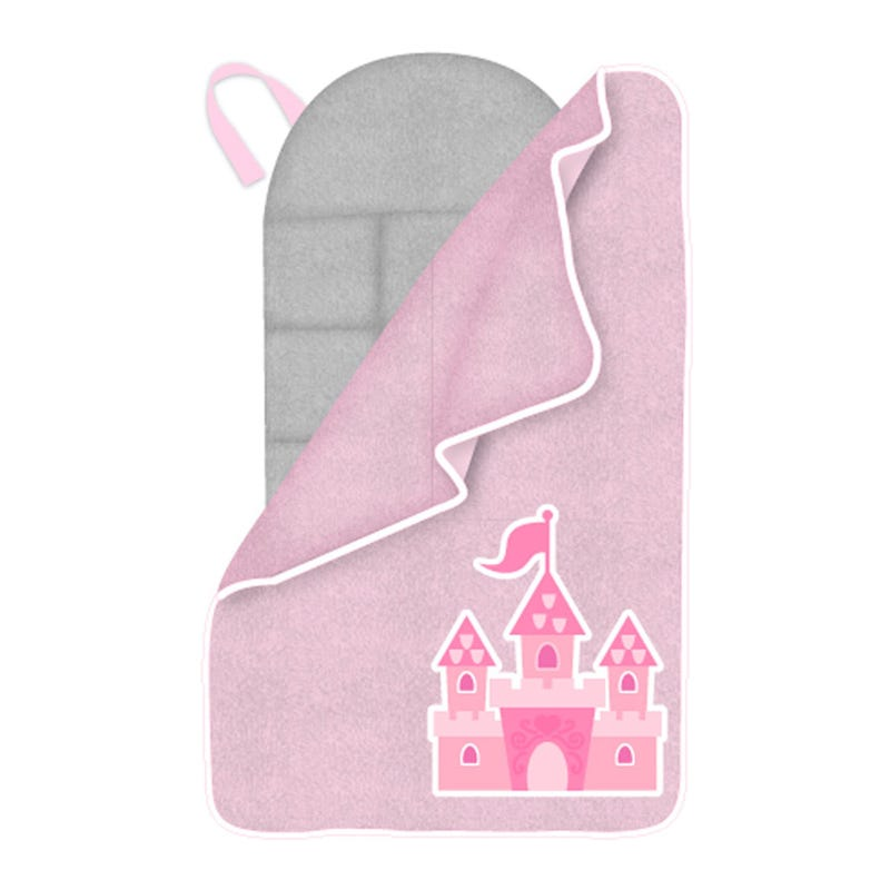 Castle Princess Nap Mat
