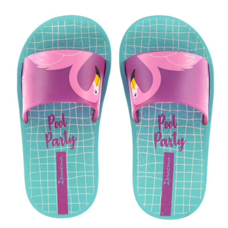 Sandale Slippy Turquoise 11-4