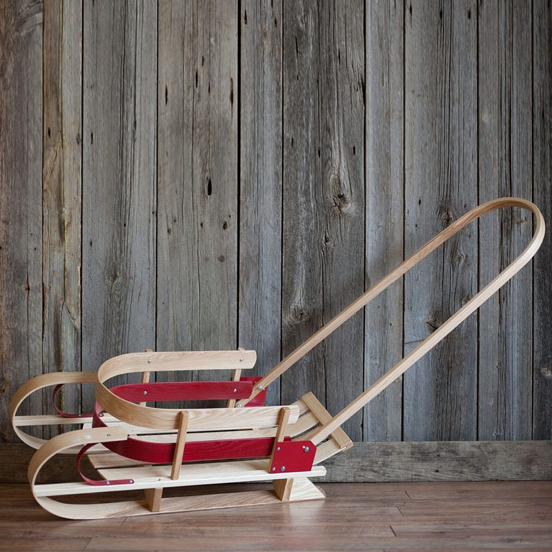 Children Single Sleigh