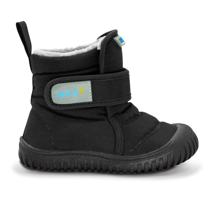 Black Toasty-Dry Booties Sizes 5-11