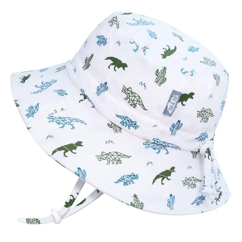 Chapeau Coton UV Dino 0-5ans