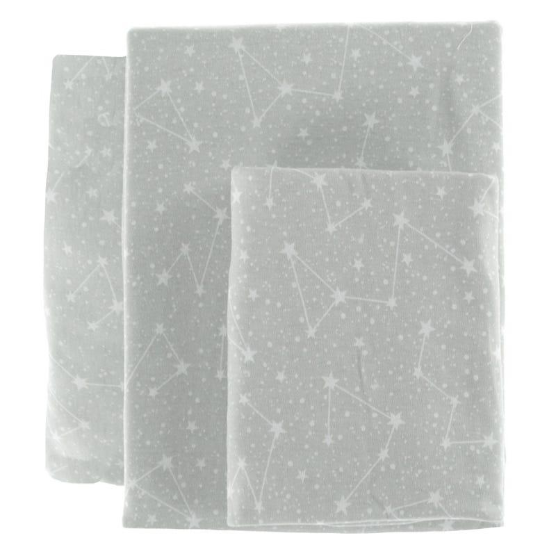 Constellation 3-Piece Twin Sheet Set