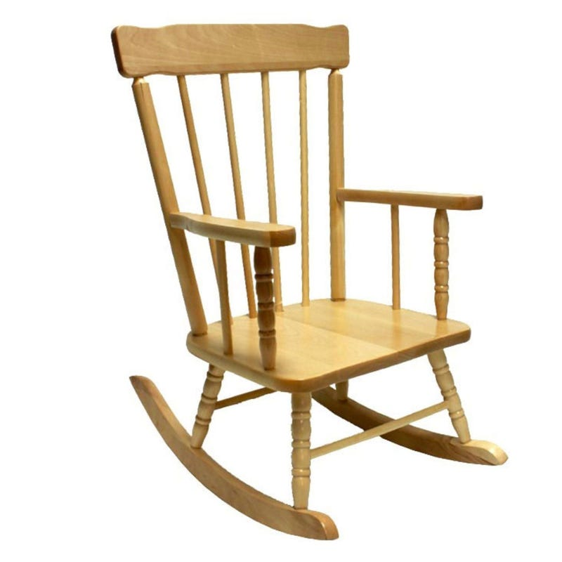 Rocking Chair - White