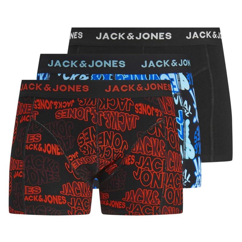 Jaclucas Boxer 3-Pack 8-16y