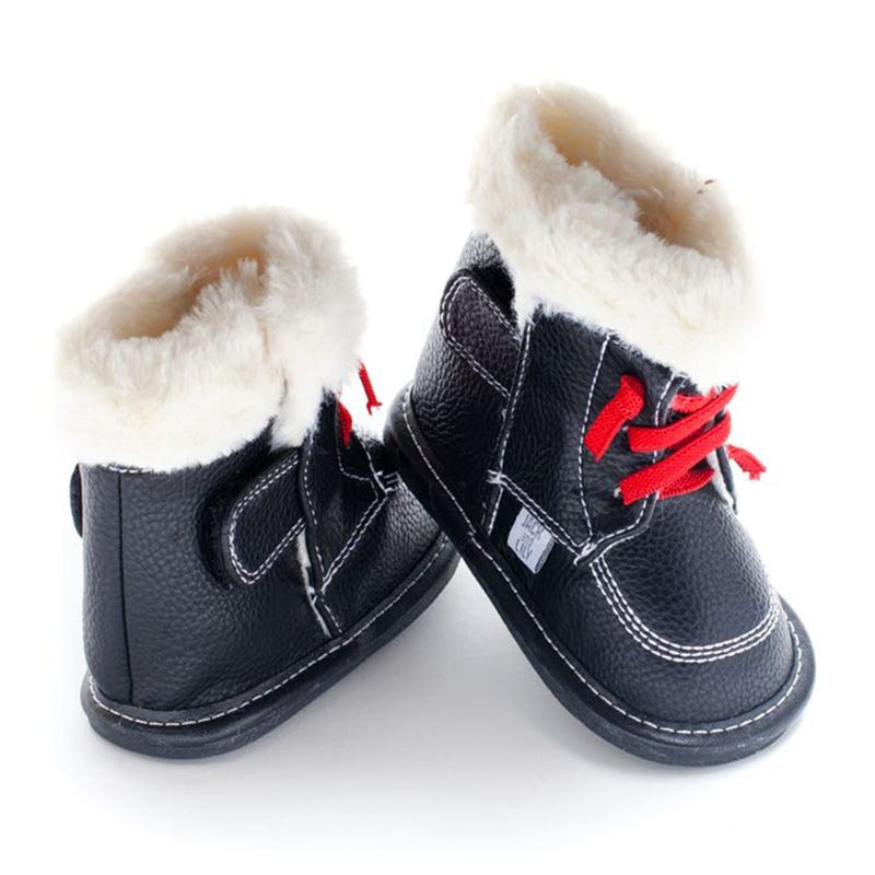 Ainsley Boots Front Lace 0-24m