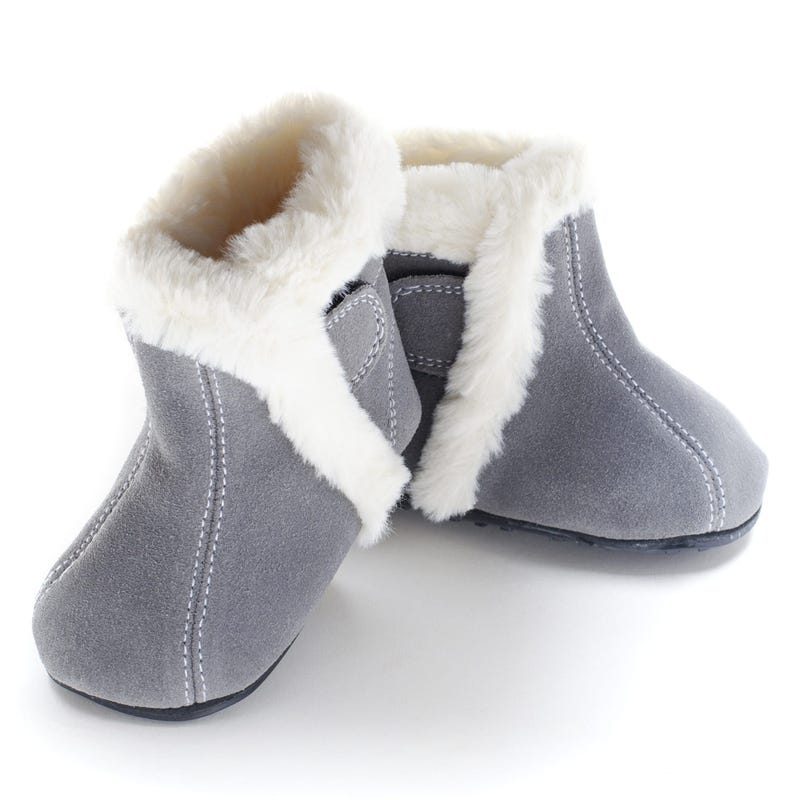 Kian Suede Boots 0-18m
