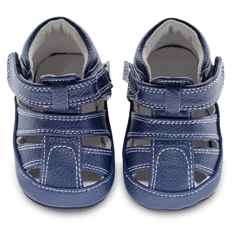 Sandale Cuir Benjamin 0-18m