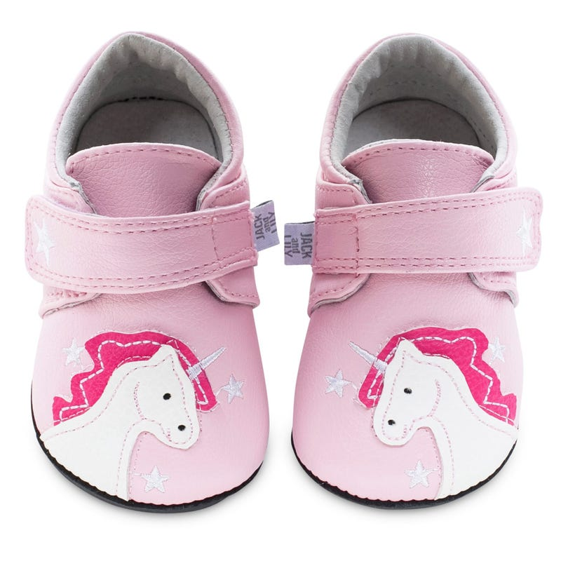 Dixie Leather Mocs 0-18m