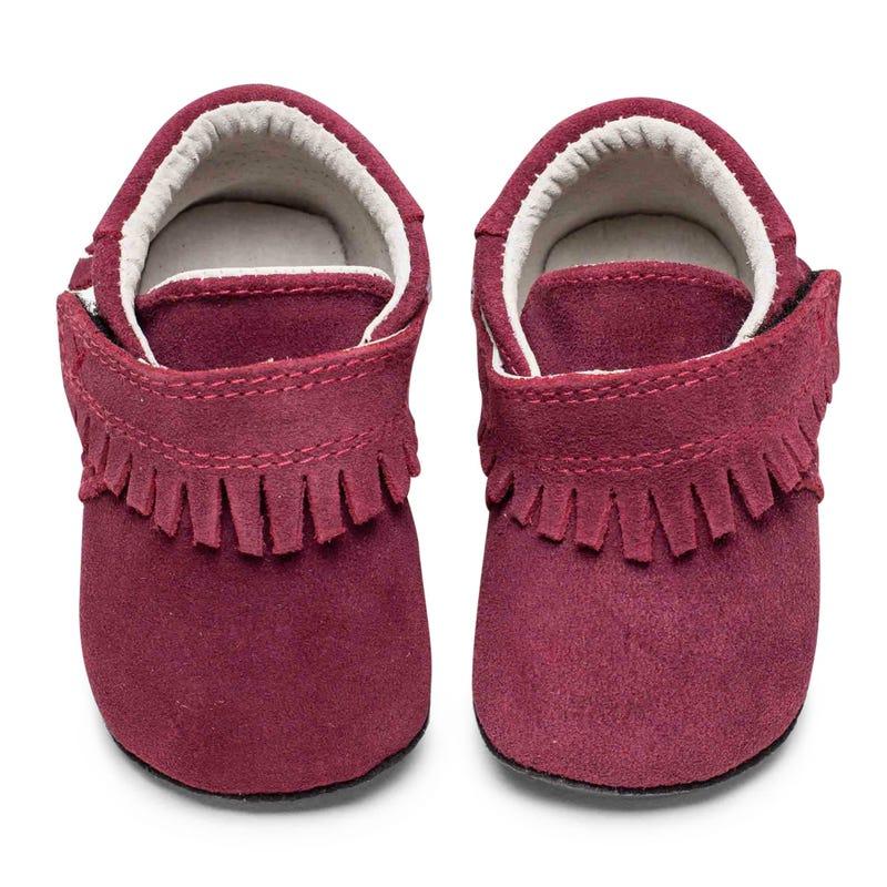 Inez Suede Shoe 0-18m