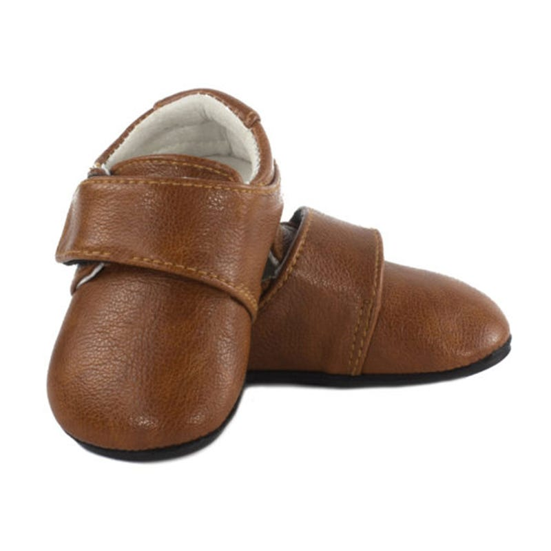 Ruse Leather Mocs 0-24m