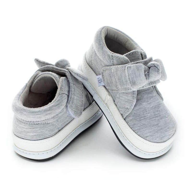 Skye Bow Sneakers 6-24m