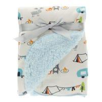 Blanket - Blue Camping