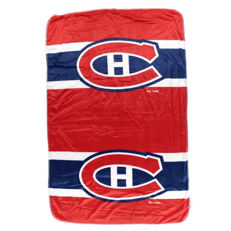 Canadiens Montréal Blanket