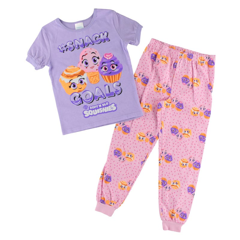 Pyjama Squishies 4-10
