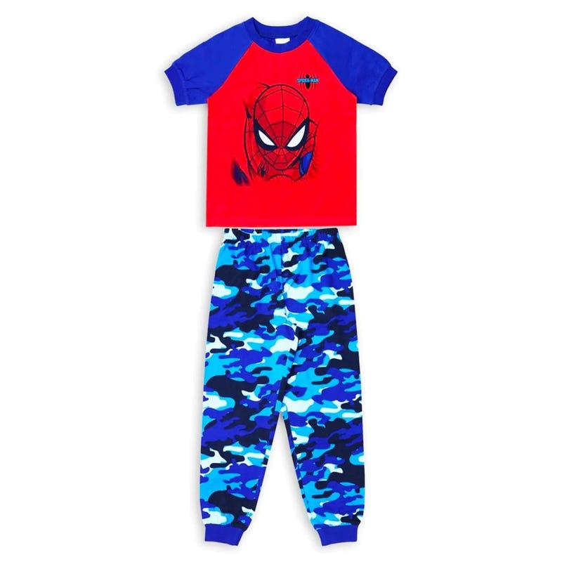 Spider-Man Pajama Set 2-6y